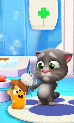我的汤姆猫2游戏下载