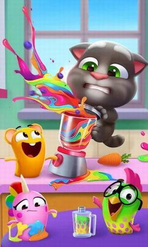 我的汤姆猫2无限金币版下载