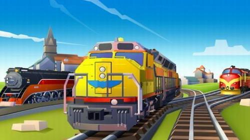 火車大亨模擬器2中文版下載
