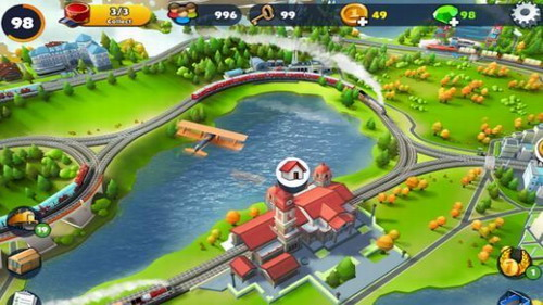 火車大亨模擬器2內購版下載
