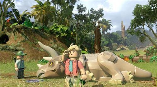 乐高侏罗纪世界