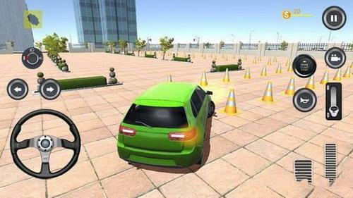 驾驶学校2020