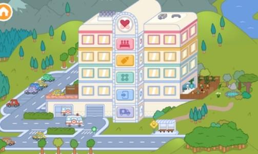 托卡生活医院