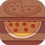 可口的披薩
