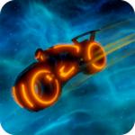 银河摩托车赛车