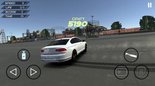 大众汽车驾驶模拟
