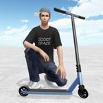 踏板车空间
