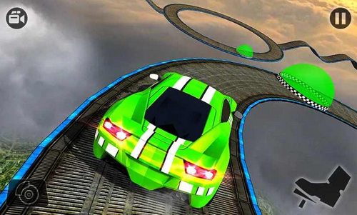 不可能的特技汽车