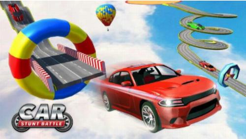 坡道赛车3D