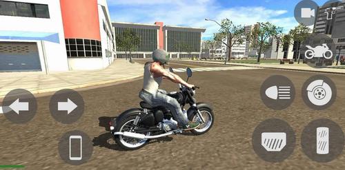 印度自行车驾驶3D