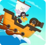恐龙海盗船
