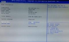 在BIOS设置中怎么还原coms设定