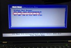 联想ThinkPad系列笔记本设置U盘启动的教程