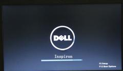 如何在戴尔Inspiron 灵越 14R设置U盘启动
