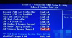 U盘启动项 BIOS找不到U盘启动项怎么办